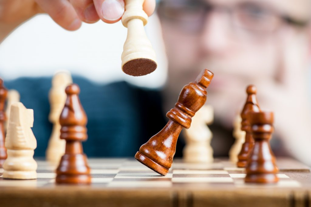 How to beat your competitor ?
