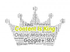 what is a content marketing